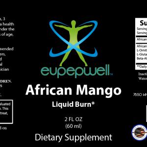 "African Mango ""Ultra Burn"" Drops"